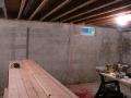 Basement July 2014 Work in Progress 1