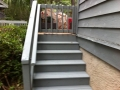 Summer 2015: Deck after: Stairs added (2)