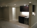 Finished Basement Kitchen 1