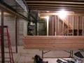 Basement July 2014 Work in Progress 2